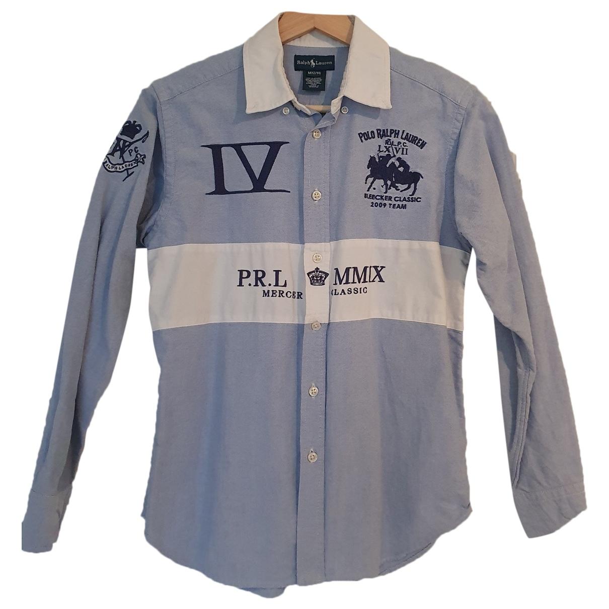 Polo Ralph Lauren - Les ensembles   pour enfant en coton - bleu
