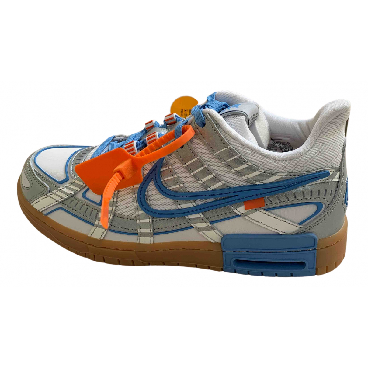 Nike X Off-white N Multicolour Leather Trainers for Men 8.5 UK