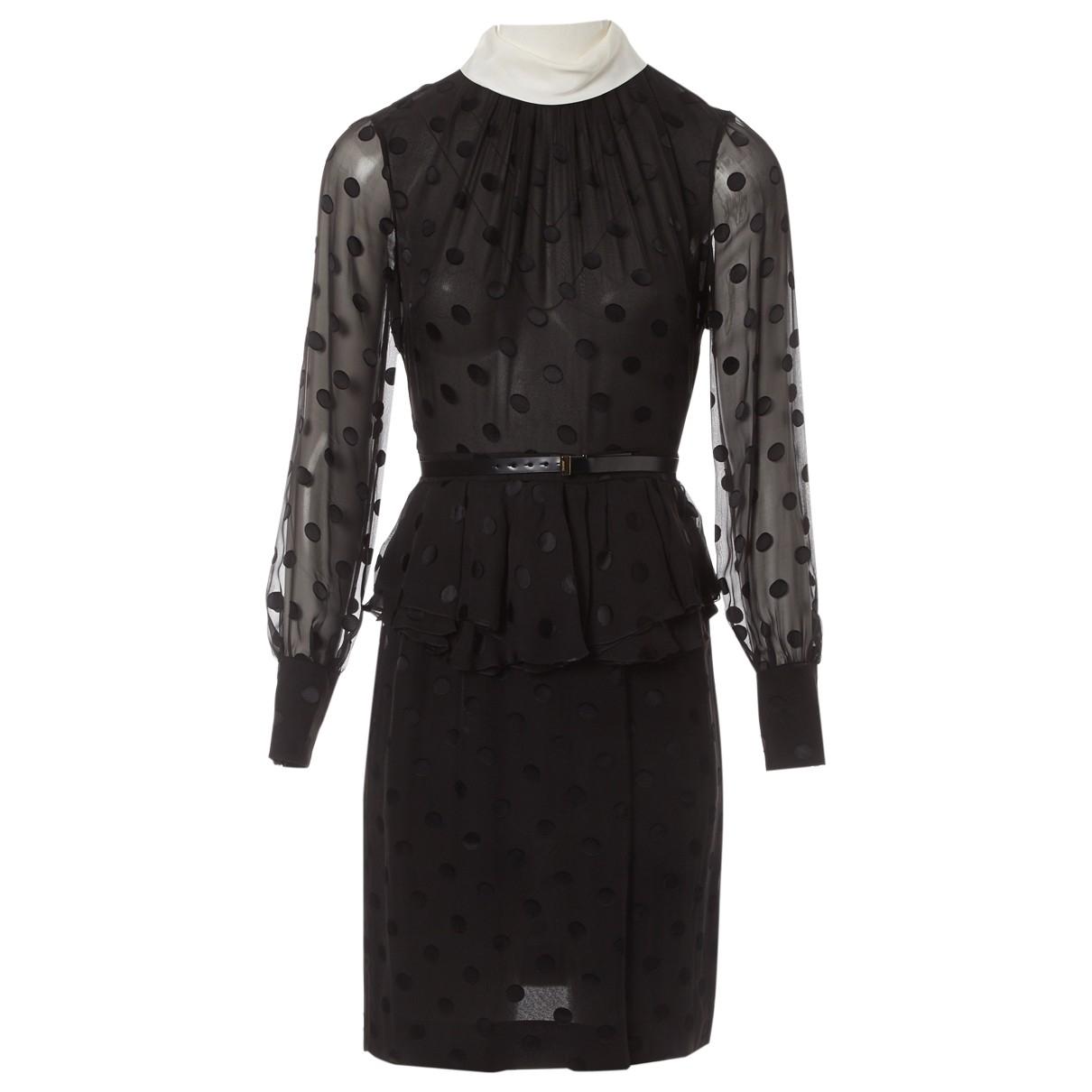 Mini vestido de Seda Jason Wu