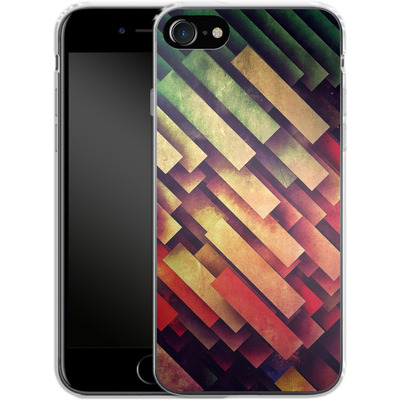 Apple iPhone 7 Silikon Handyhuelle - Wype Dwwn Thys von Spires