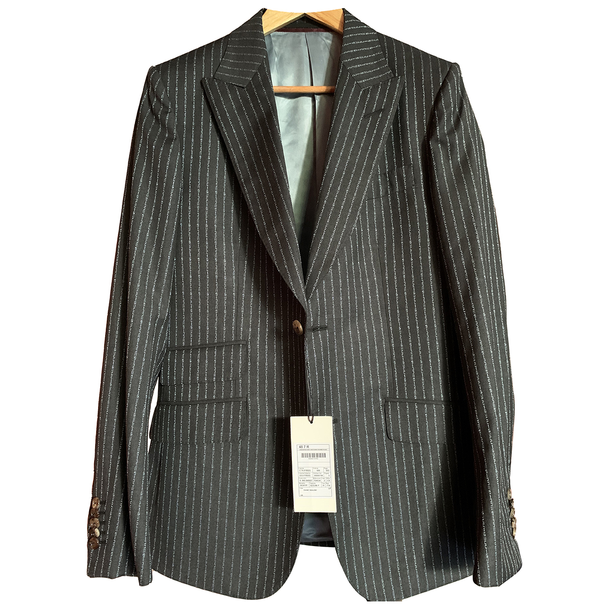 Gucci - Vestes.Blousons   pour homme en laine - anthracite