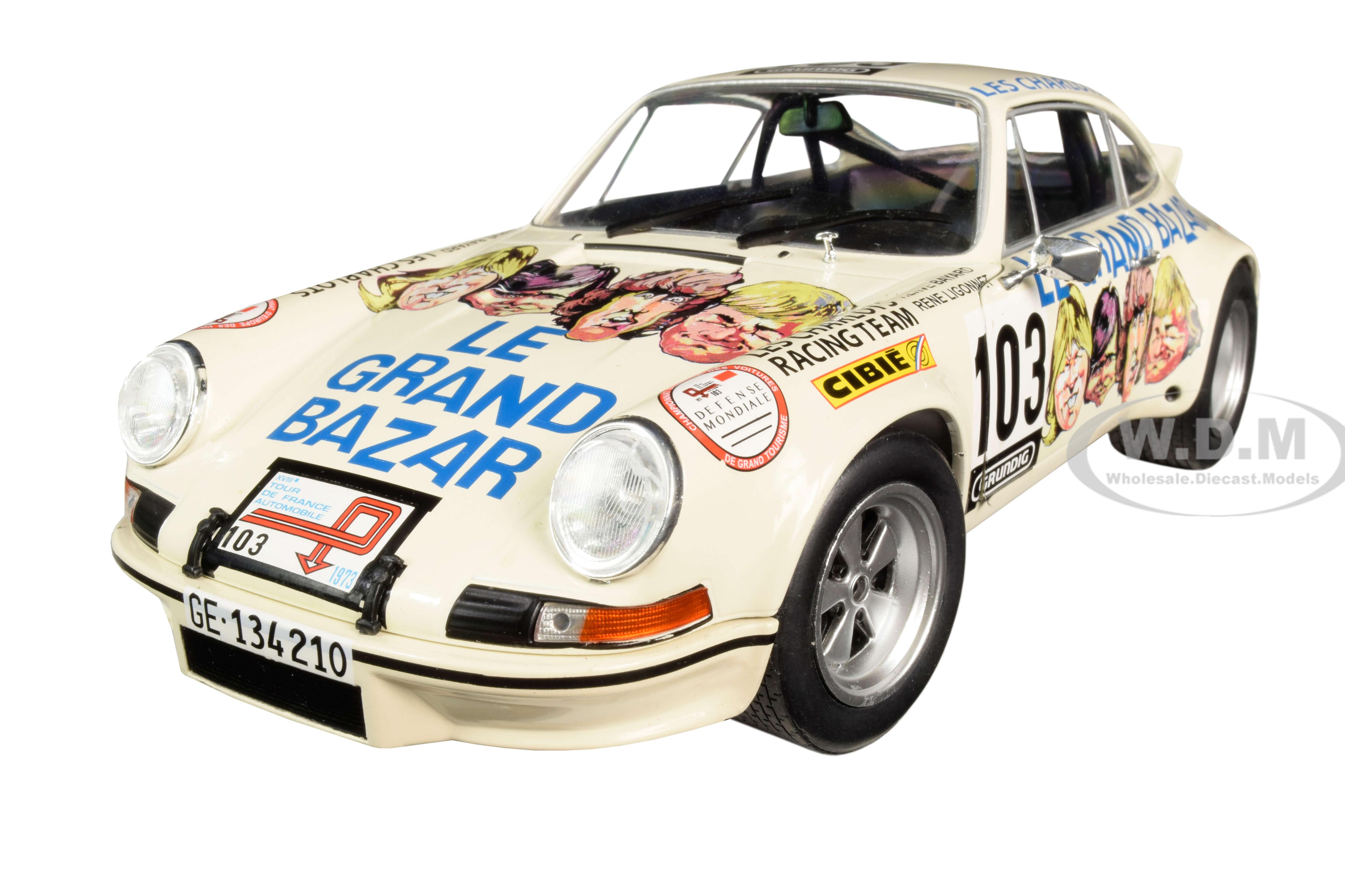 Porsche 911 RSR 103