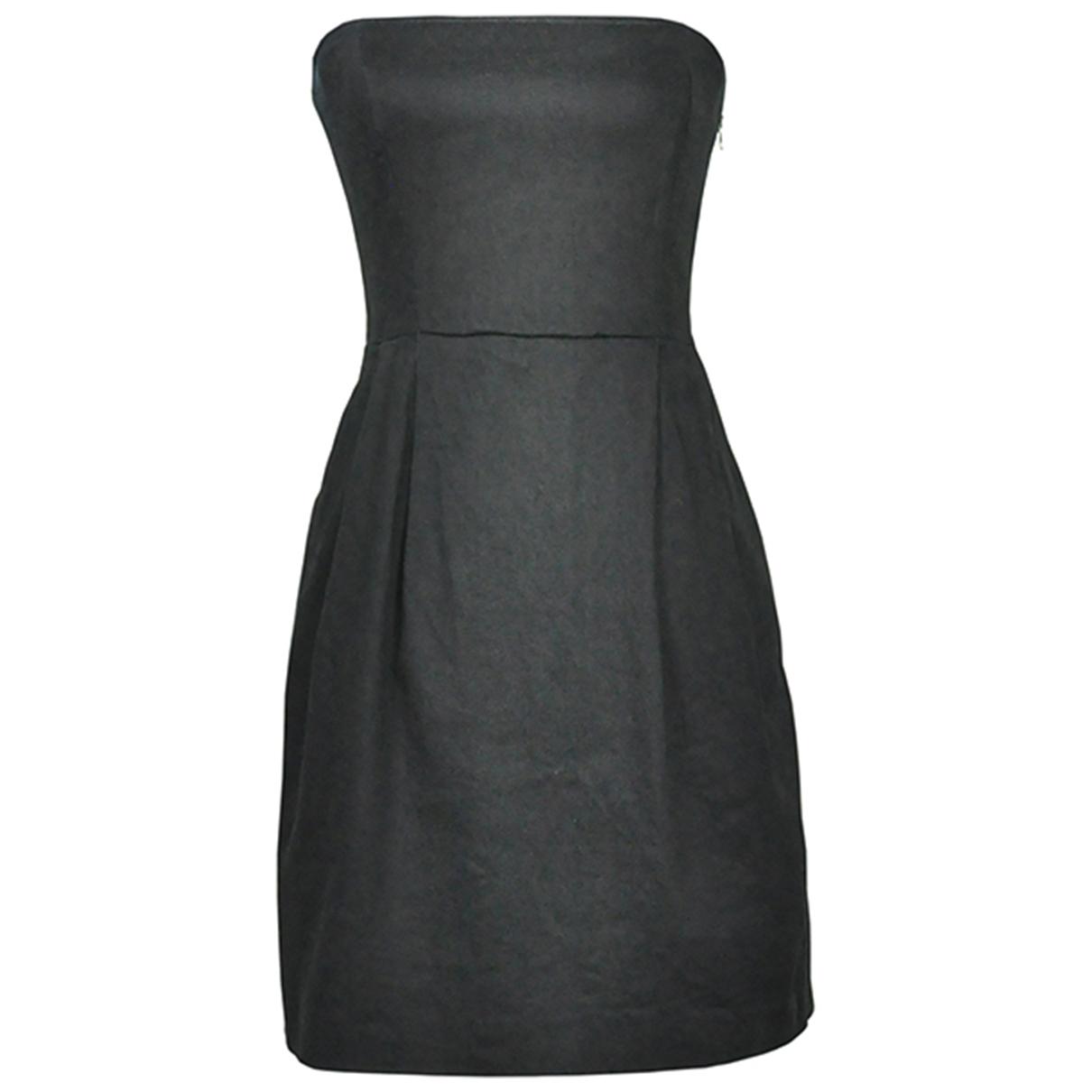 Max & Co - Robe   pour femme en denim - marine