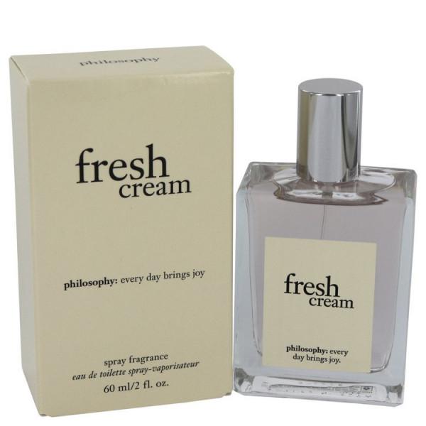 Fresh Cream - Philosophy Eau de toilette en espray 60 ml