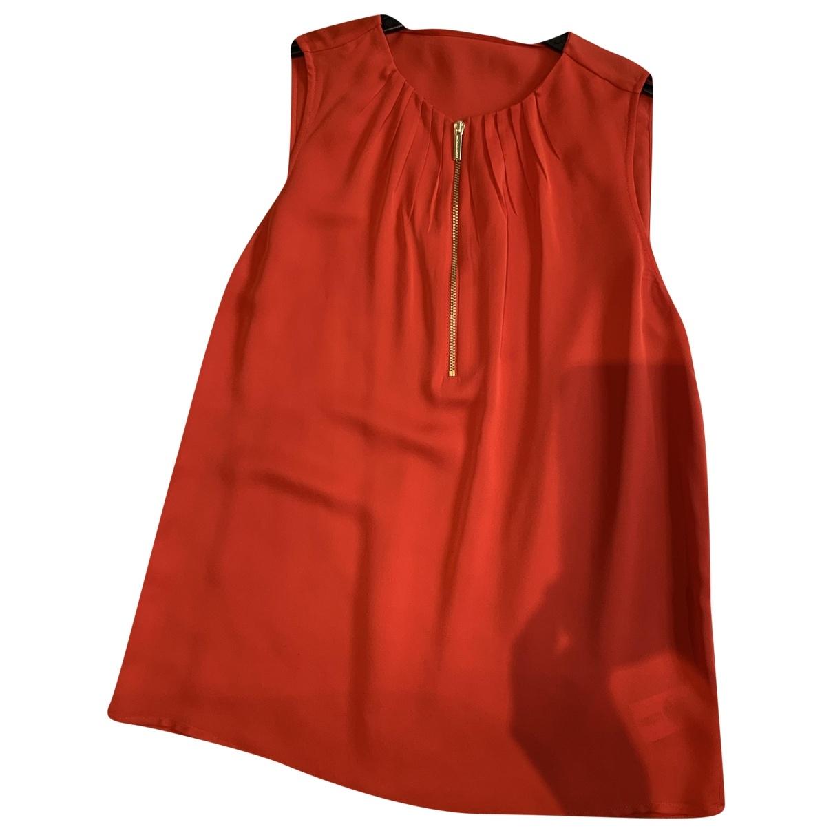 Michael Kors \N Red  top for Women 8 UK