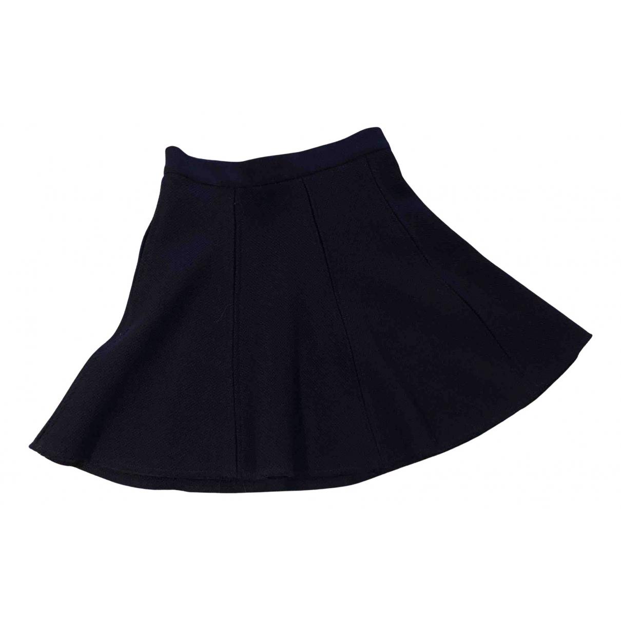 Zara \N Rocke in  Marine Polyester
