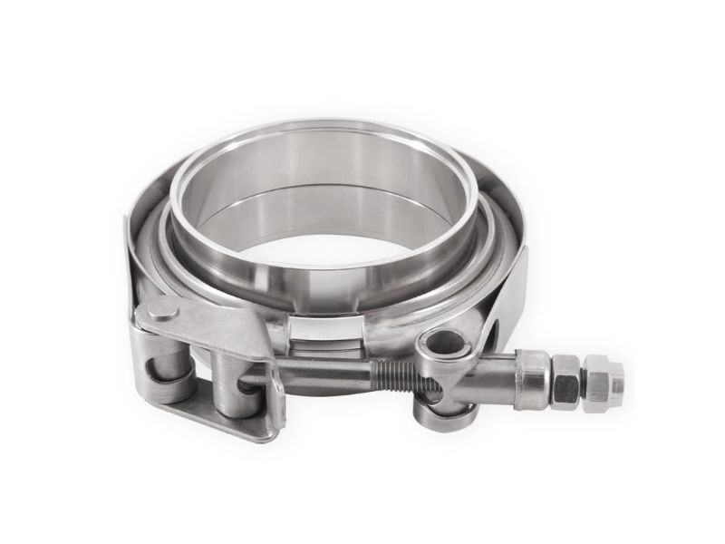 Mishimoto MMCLAMP-VS-175 Stainless Steel V-Band Clamp (1.75