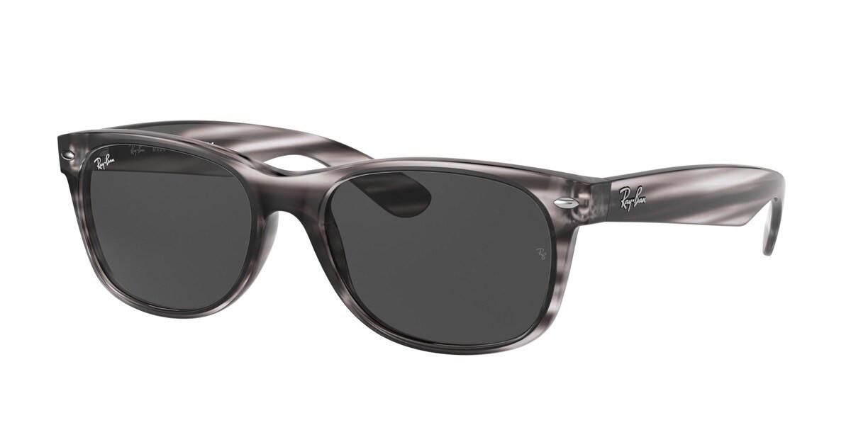 Ray-Ban RB2132 New Wayfarer 6430B1 Men's Sunglasses Tortoise Size 52