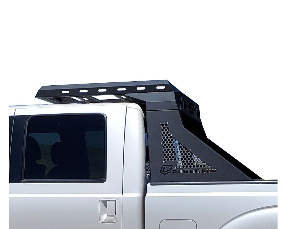 Chassis Unlimited CUB810026 Tacoma Headache Rack For 16-19 Toyota Tacoma Adventure Rack Proform Series