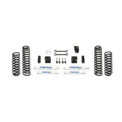 Fabtech 3 Inch Budget Lift Kit with Performance Shocks - FTS24097