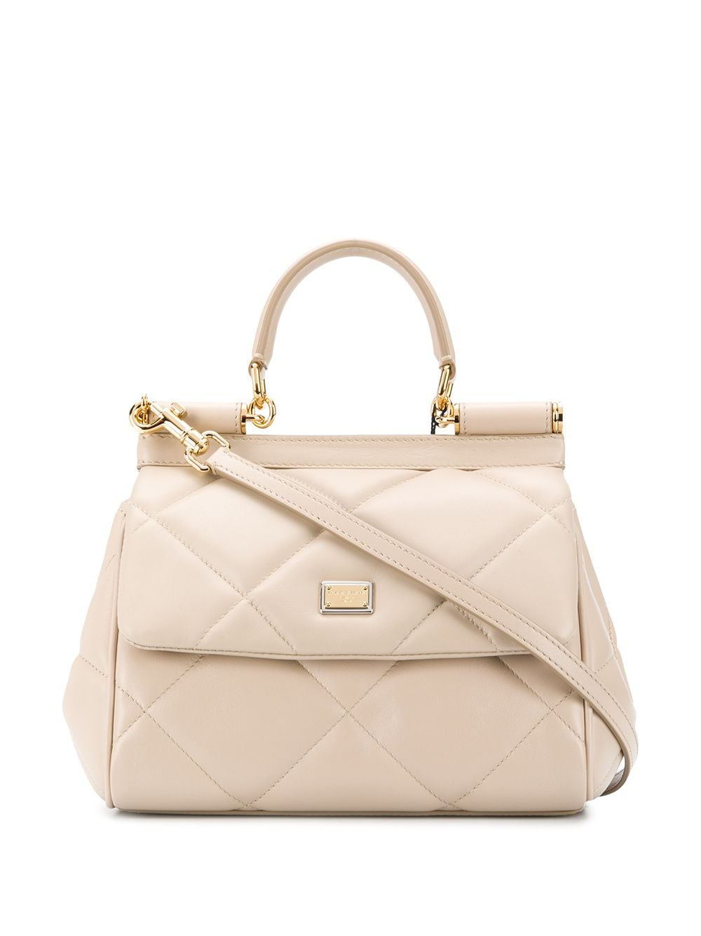 Sicily Small Leather Handbag