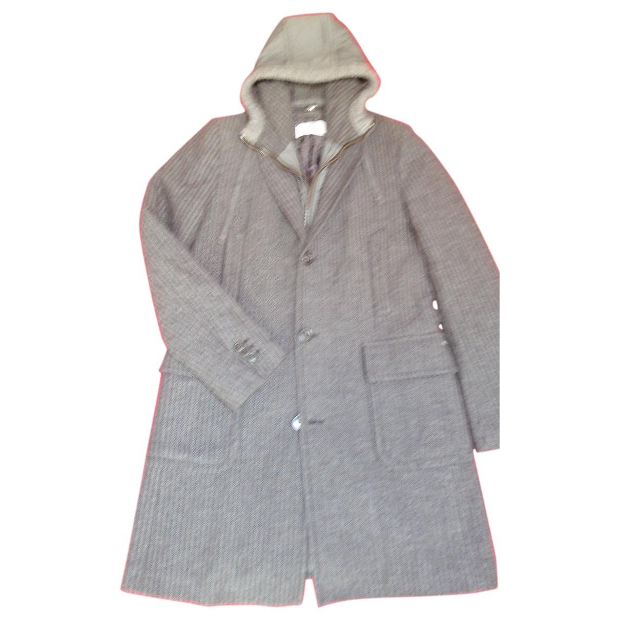 Iceberg - Manteau   pour homme en laine - gris