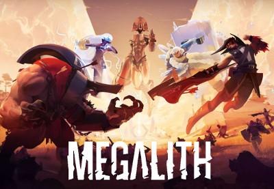 Megalith Steam CD Key