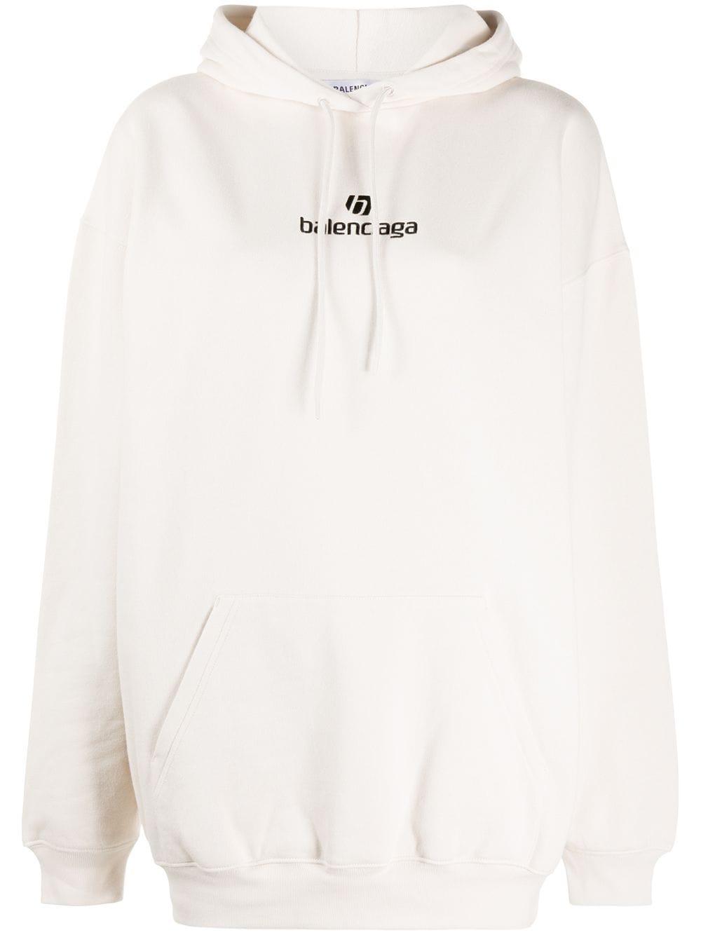 Symbolic Cotton Hoodie
