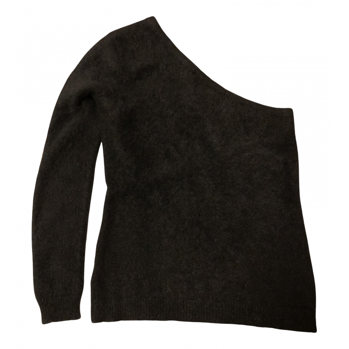Asos - Pull   pour femme en laine - noir