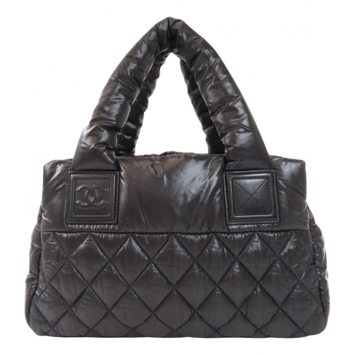 Chanel - Sac a main Coco Cocoon pour femme - noir
