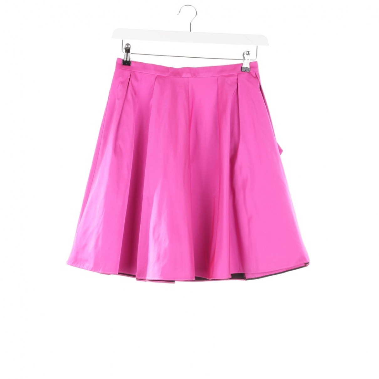 Moschino \N Red Cotton skirt for Women 36 FR