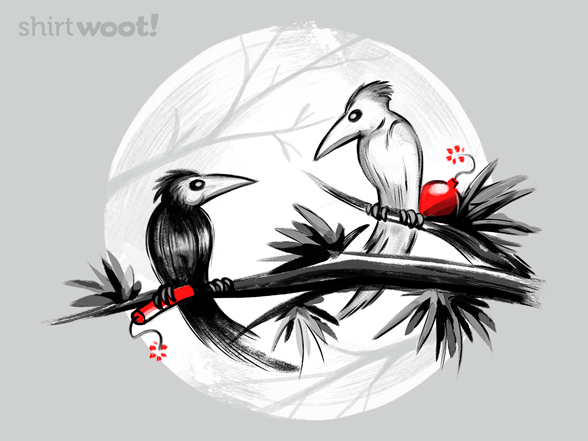 Birdwatchers T Shirt