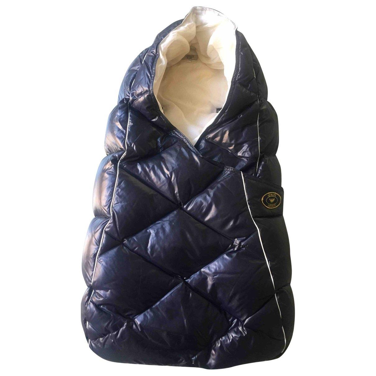 Armani Baby \N Blue jacket & coat for Kids 1 months - up to 55cm FR