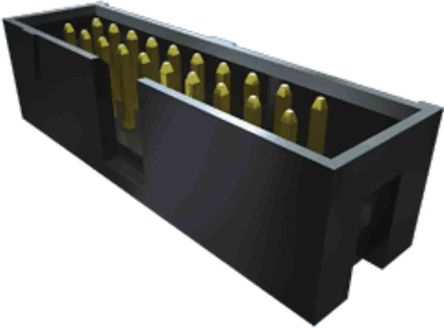 Samtec , TST, 20 Way, 2 Row, Straight PCB Header