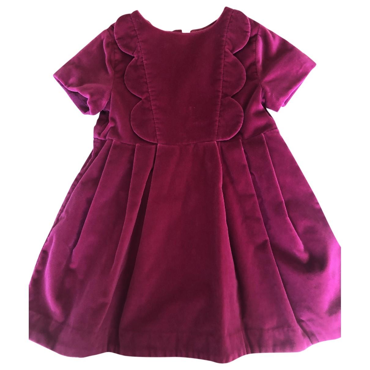 Jacadi \N Kleid in Samt