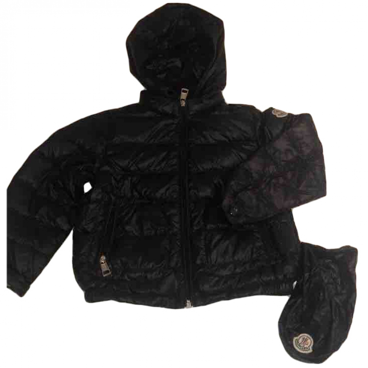 Moncler \N Navy jacket & coat for Kids 2 years - up to 86cm FR