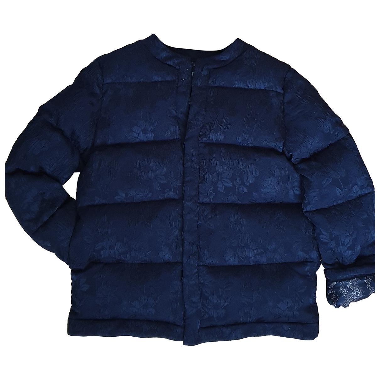 Gucci - Manteau   pour femme en soie - noir