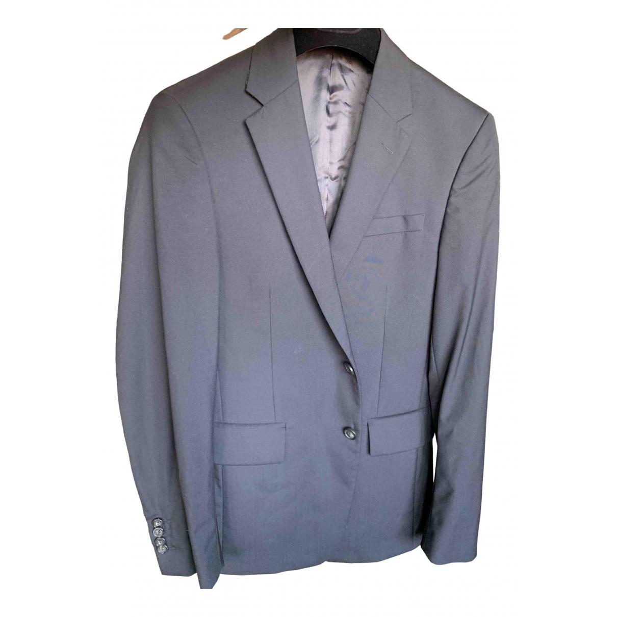 Prada \N Blue Wool jacket  for Men 46 IT