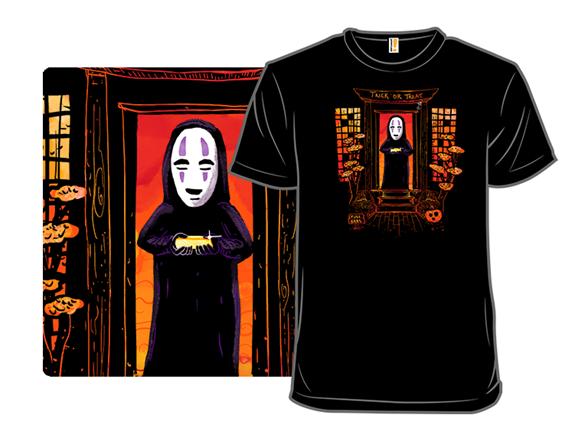 Spirited Halloween T Shirt