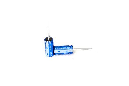RS PRO 10F Supercapacitor EDLC -20 %, +80 % Tolerance 2.5V dc (2560)