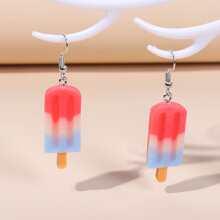 Ice Cream Bar Drop Earrings