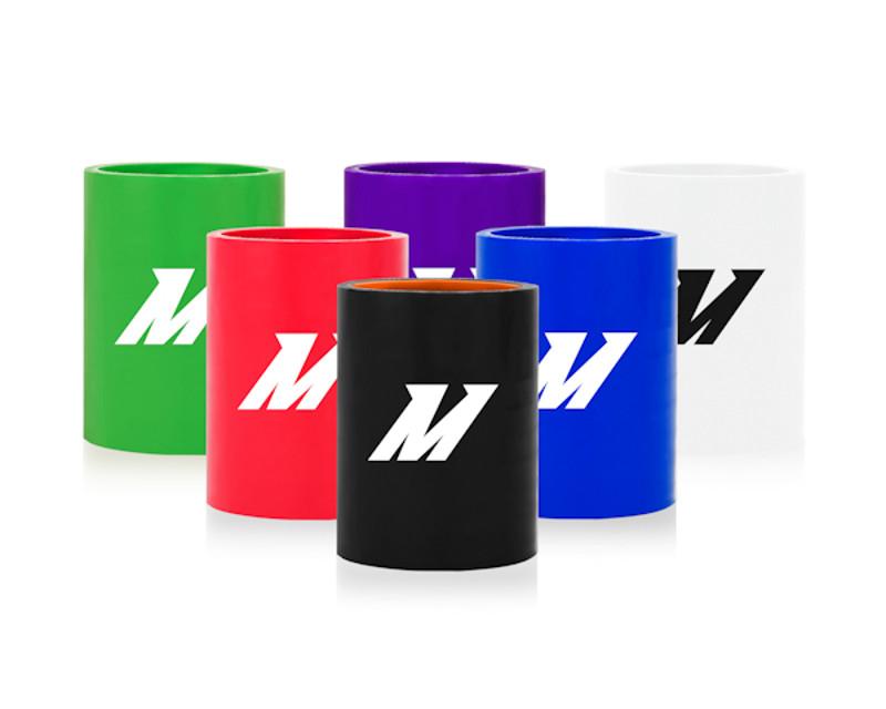 Mishimoto MMCP-2SBL Blue 2inch Straight Coupler Universal