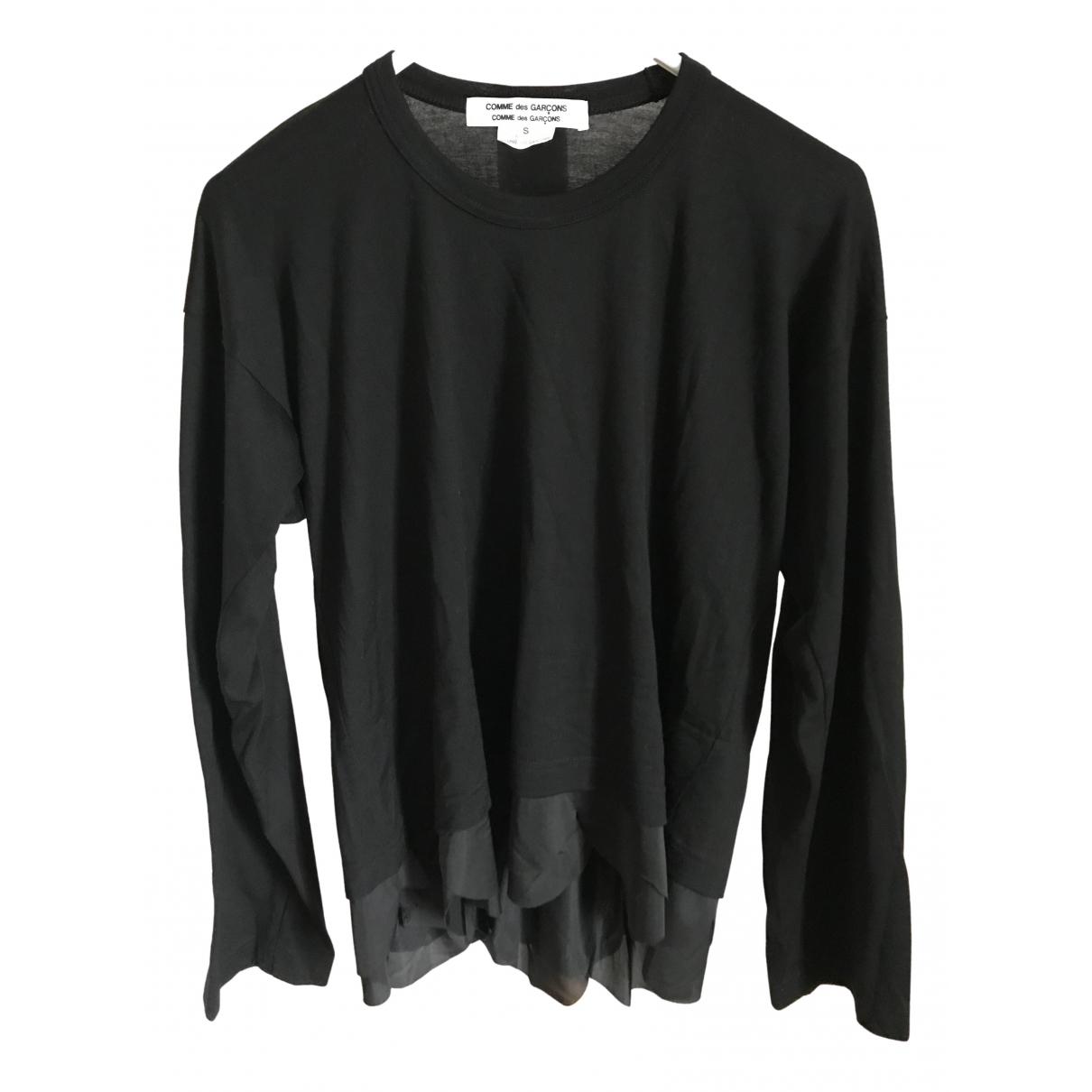 Camiseta de Lana Comme Des Garcons