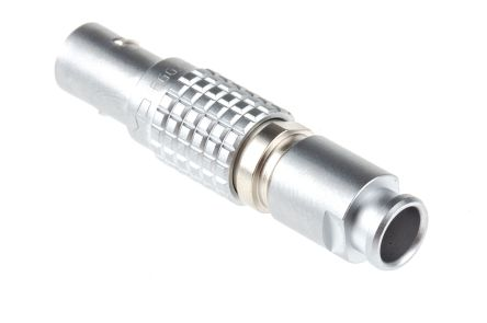 Lemo Connector, 4 contacts Cable Mount Plug, Solder IP50