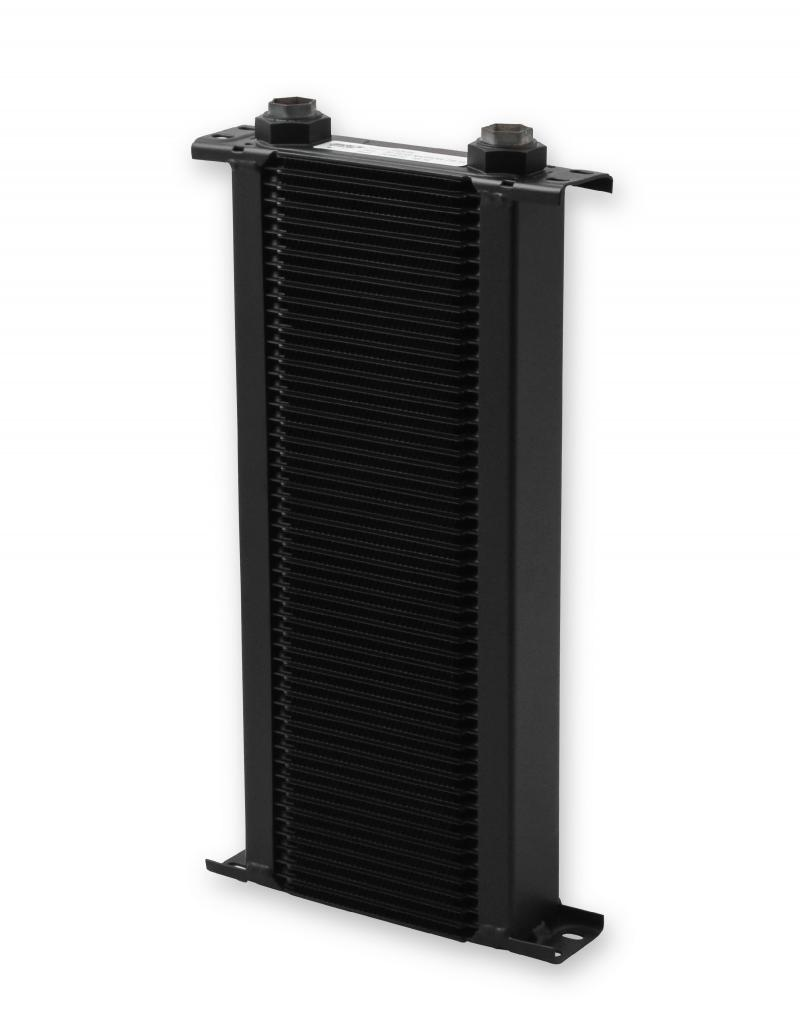 Earl's Performance 250ERL 50 ROW ULTRAPRO COOLER NARROW BLACK