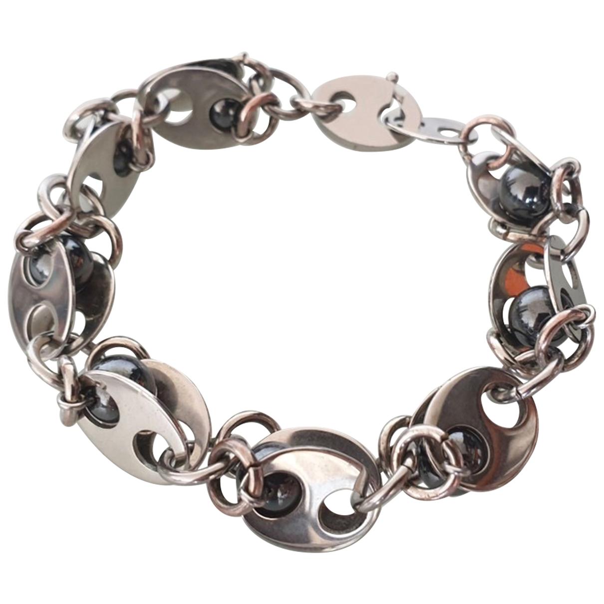 Paco Rabanne \N Armband in  Metallic Metall