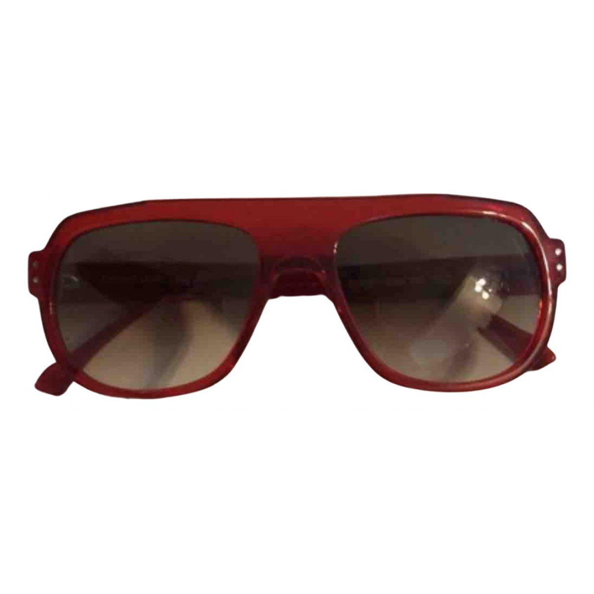 Thierry Lasry N Red Sunglasses for Men N