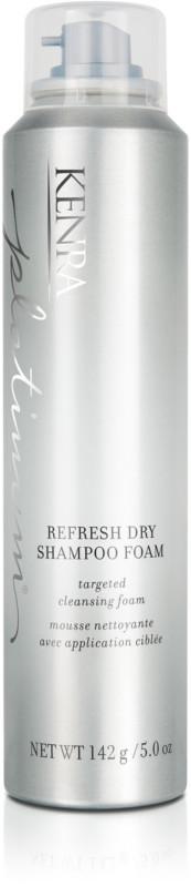 Refresh Dry Shampoo Foam
