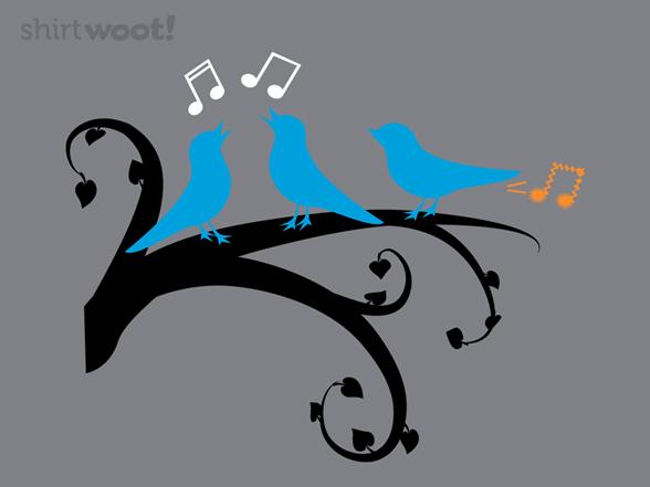 Tweet Tweet Twoot T Shirt