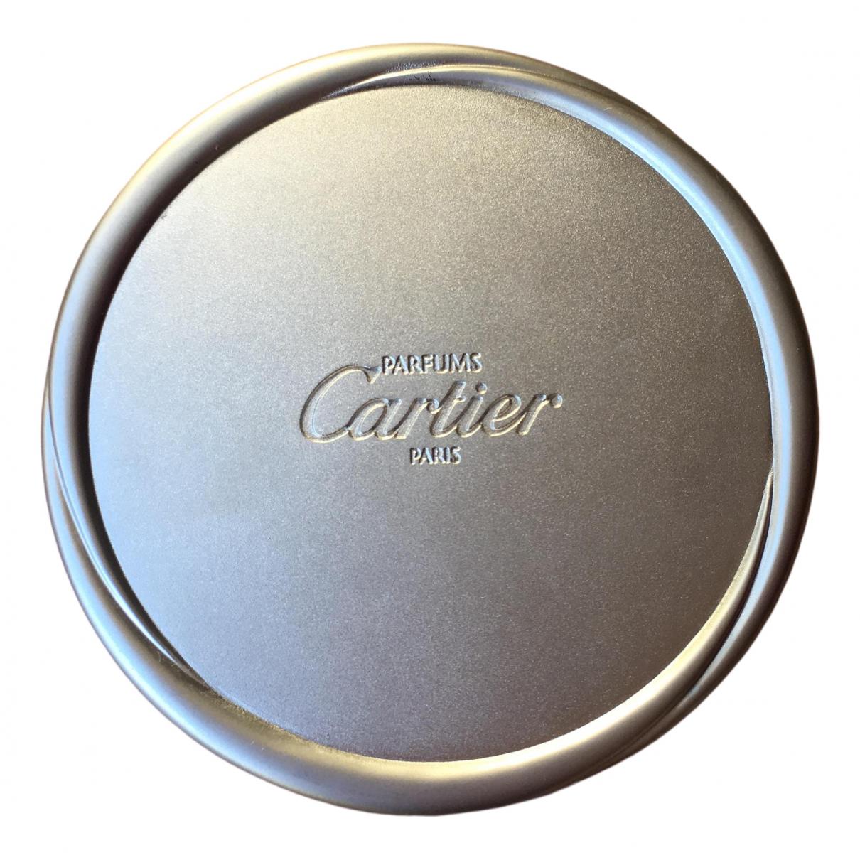 Cartier - Objets & Deco   pour lifestyle en metal - argente