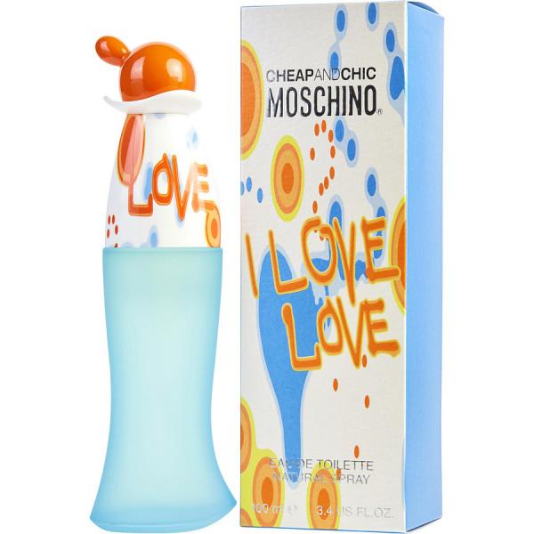 I Love Love - Moschino Eau de toilette en espray 100 ML