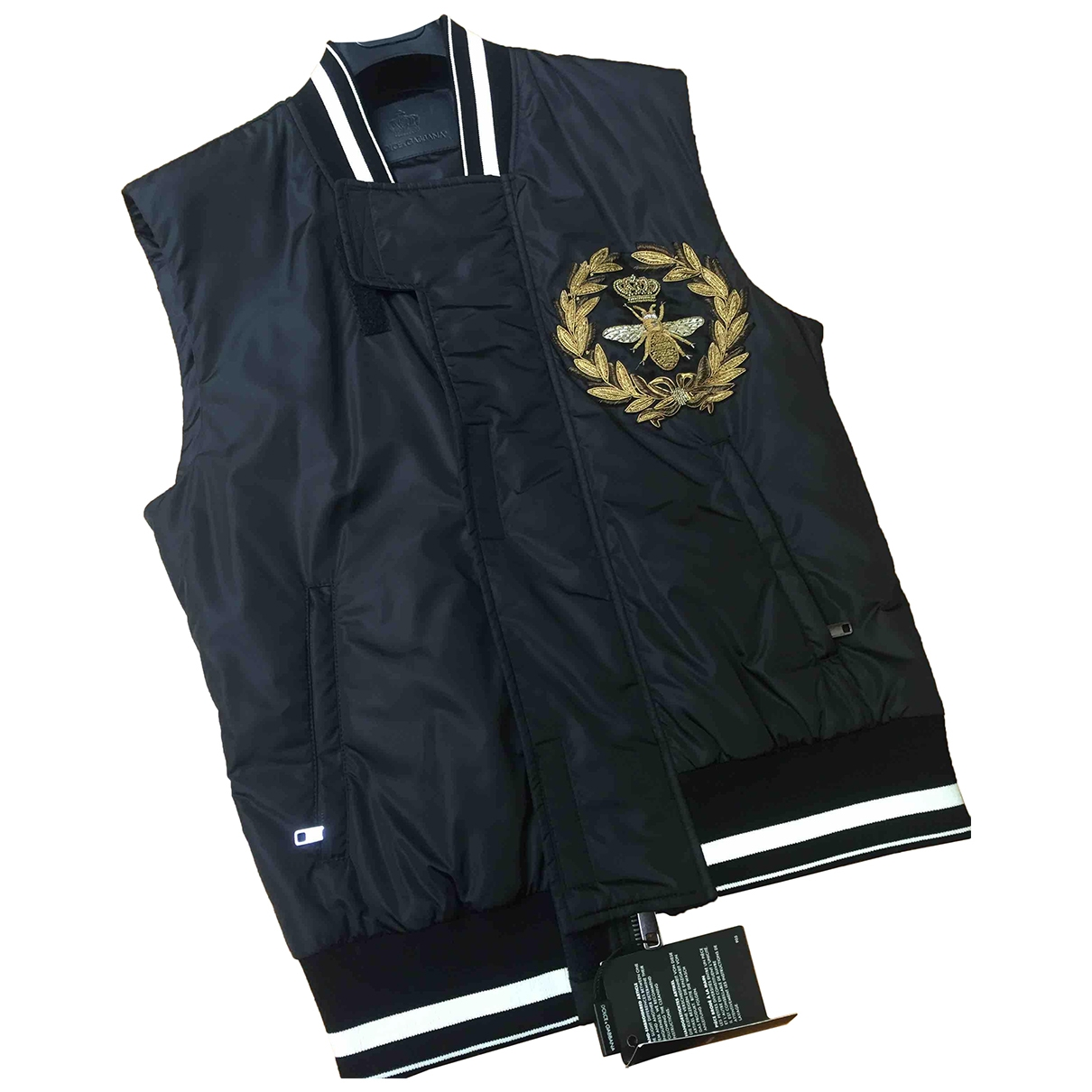 Dolce & Gabbana - Vestes.Blousons   pour homme - noir