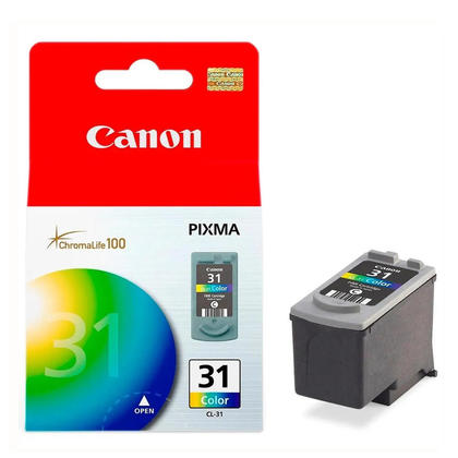 Canon CL31 Original Color Ink Cartridge