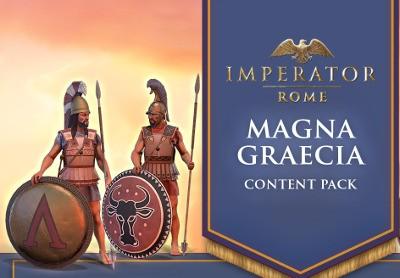 Imperator: Rome - Magna Graecia Content Pack DLC EU Steam Altergift