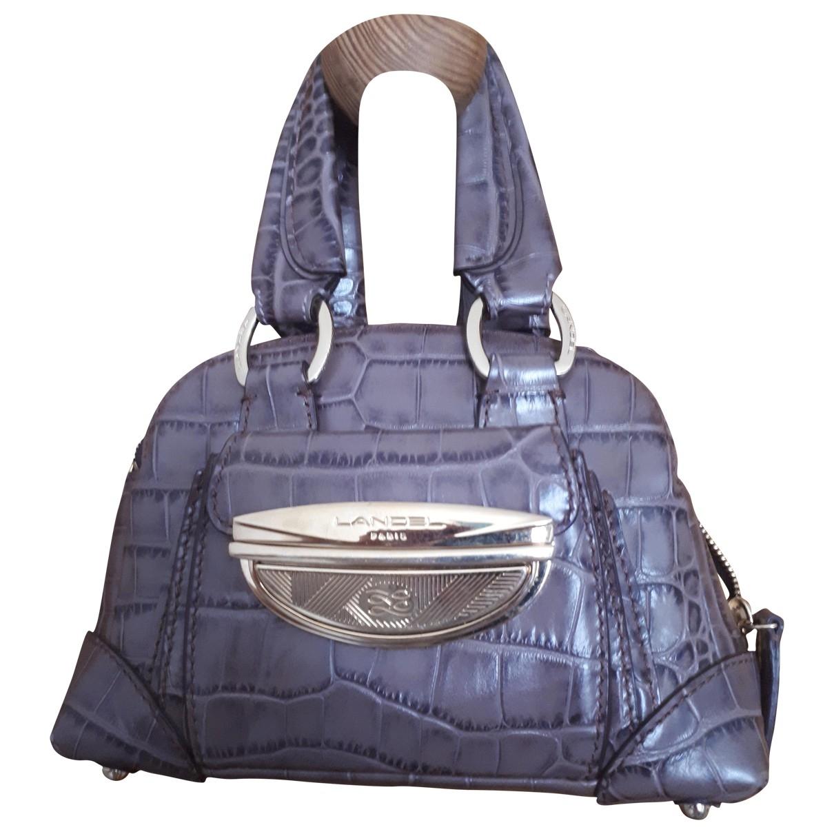 Lancel Adjani Handtasche in Leder