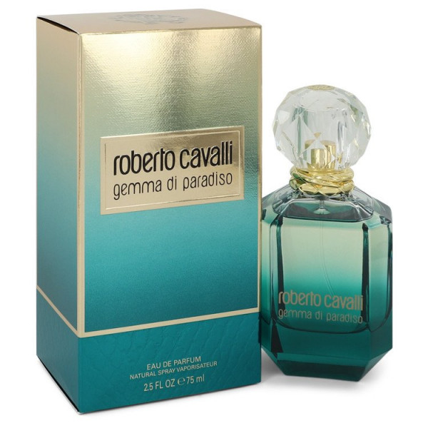 Gemma Di Paradiso - Roberto Cavalli Eau de parfum 75 ml