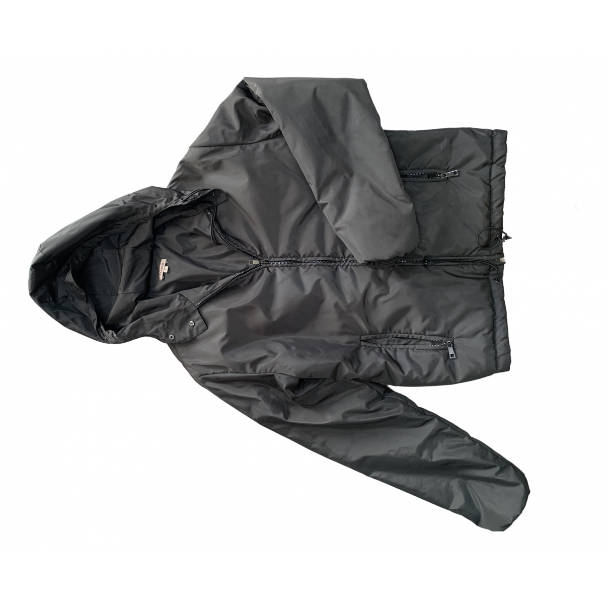 Parosh \N Jacke in  Gruen Polyester