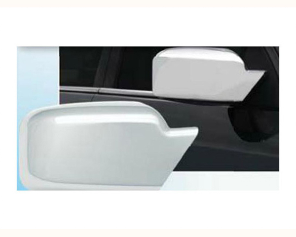 Quality Automotive Accessories Chrome Plated ABS Plastic 2-Piece Mirror Cover Set Lincoln MKZ 2012