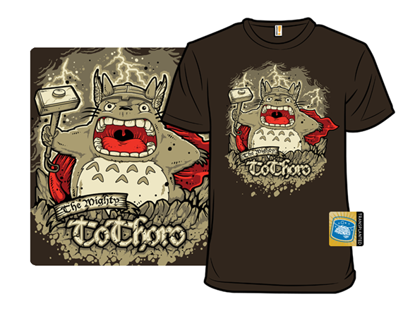 Mighty Tothoro T Shirt