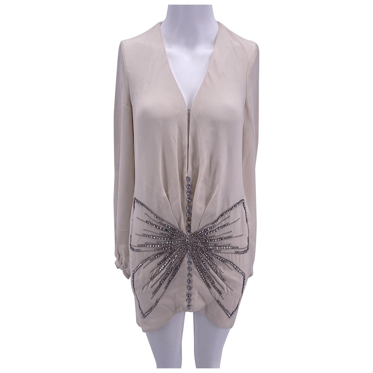 Mini vestido de Seda Azzaro